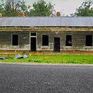Abandoned Farmhouse by V1mage