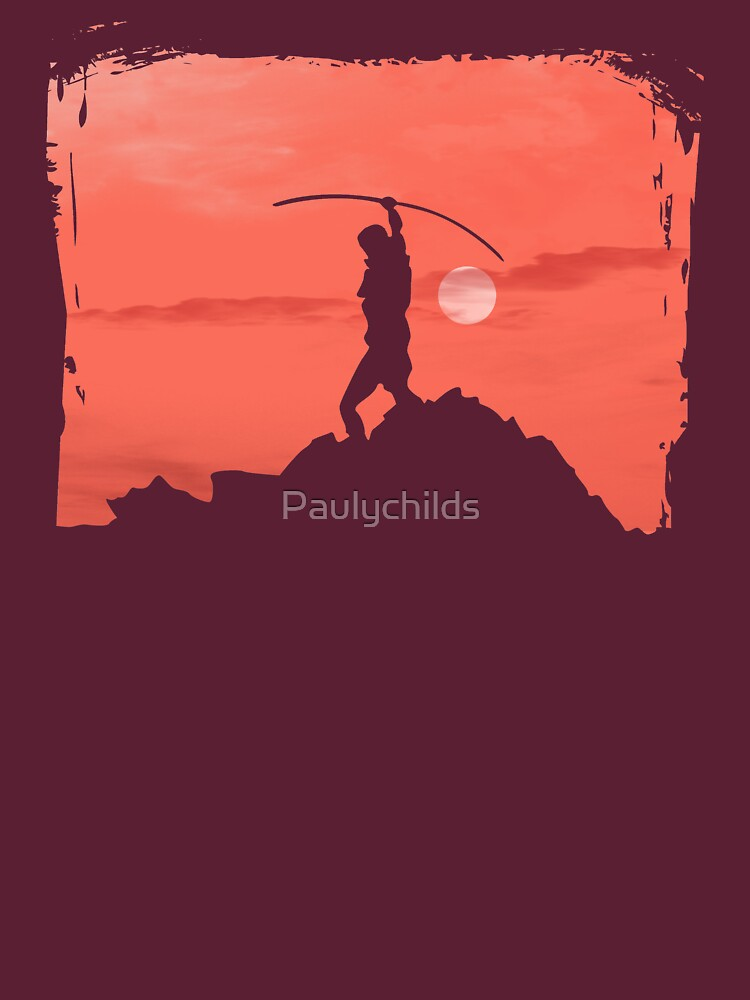 Robin's Last Stand by Paulychilds