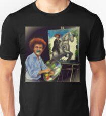 Steve Brule paints T-Shirt