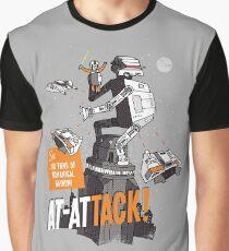 AT-ATTACK! Graphic T-Shirt