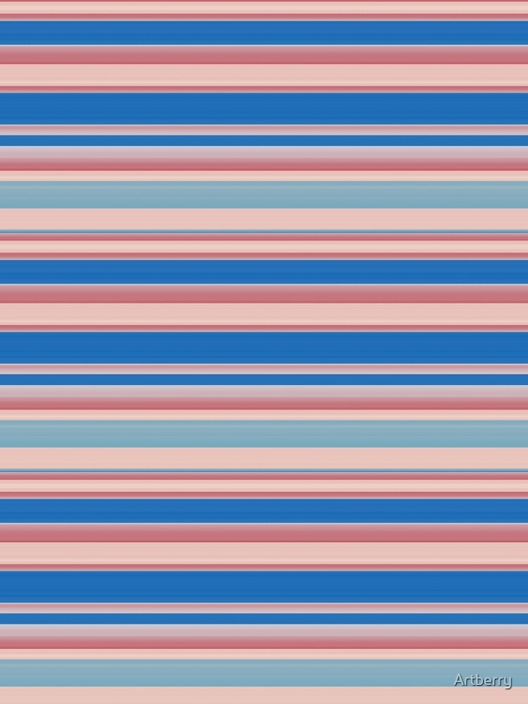 Stripes 310515 (11) by Artberry