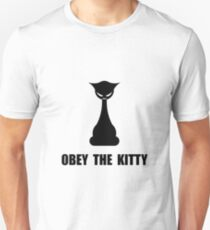 Obey The Kitty Slim Fit T-Shirt