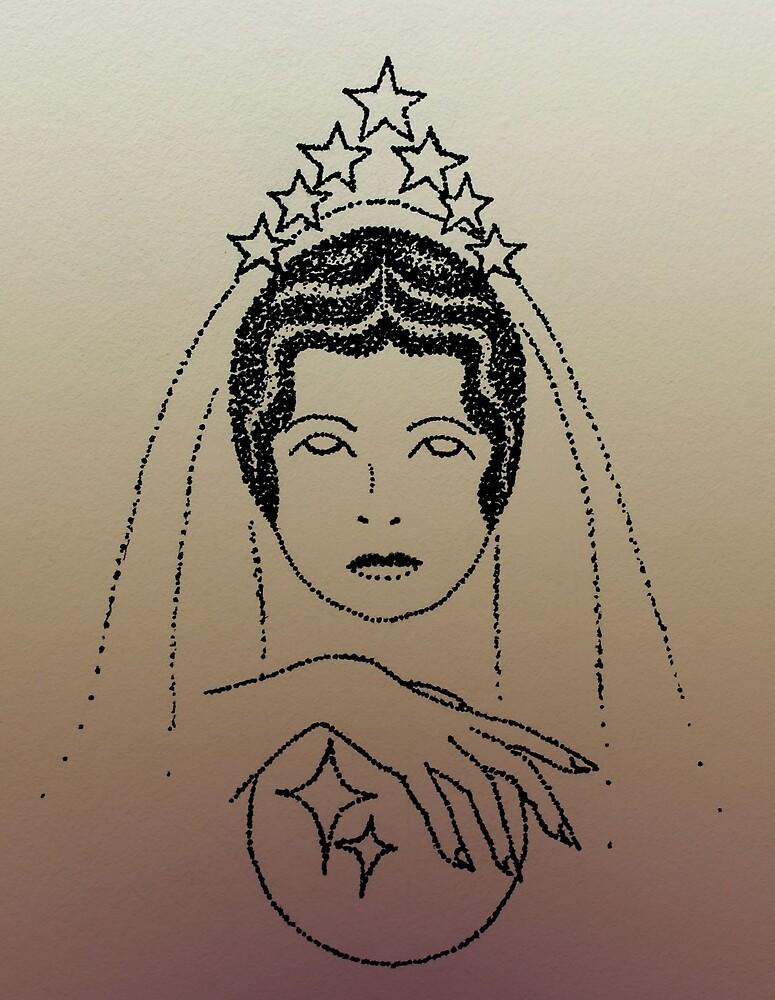Star Lady - Dusk by AubreyFae