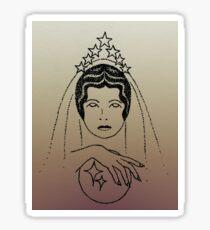 Star Lady - Dusk Sticker