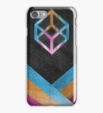 Hypercube iPhone Case/Skin