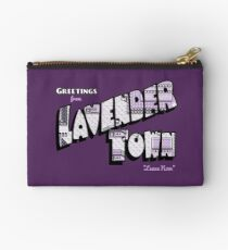 Greetings from Lavender Town Studio Pouch