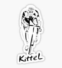 Kittel Sprint King Sticker