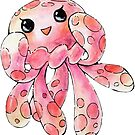 Clara the Spotted Jelly by seasofstars