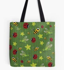 Bed Bugs Tote Bag