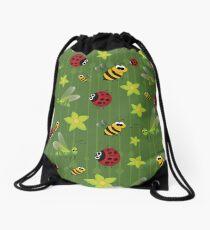 Bed Bugs Drawstring Bag