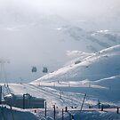 Fresh Mountain Morning by Patrick Metzdorf