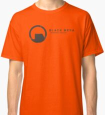 Black Mesa Research Facility Classic T-Shirt