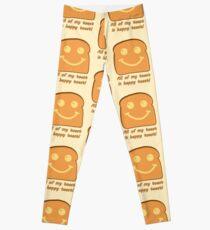 Happy Toast Leggings