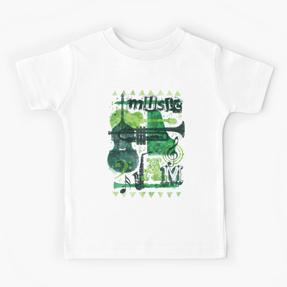 Music Jam Kids T-Shirt