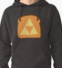 Triforce toast Pullover Hoodie