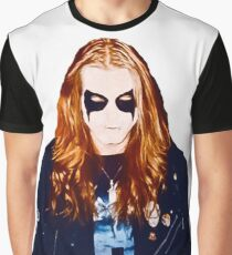 Dead is God, Mayhem Death Metal Graphic T-Shirt