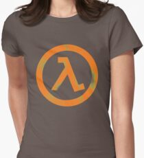 Half Life Women's Fitted T-Shirt