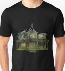 Hell above house: PTV Unisex T-Shirt