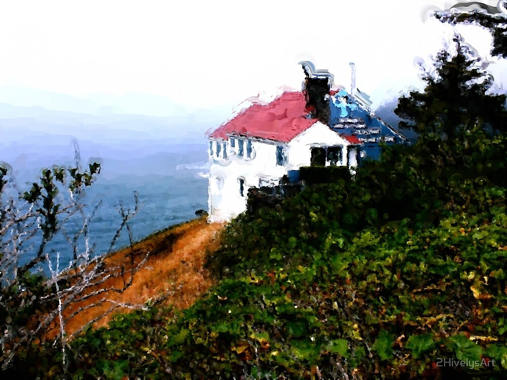 Cape Foulweather by 2HivelysArt
