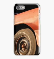 Grandpa Hudson-A Colorful Old Automobile iPhone Case/Skin