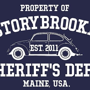 StoryBrooke - Sheriff's Department by SparksGraphics