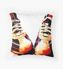 Custom Kicks, Nike Throw Pillow
