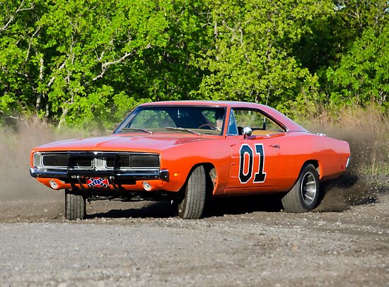 General lee 1969 charger by ArkGL01