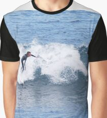 'Riding the waves' Graphic T-Shirt