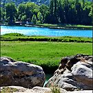 Lake by dedakota