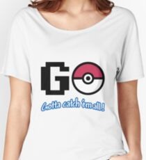 GO! Women's Relaxed Fit T-Shirt