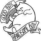 Pro-Tubbs: good boy, handsome boy by megomobile