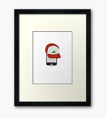 iOS Trainer = Pokemon GO Framed Print