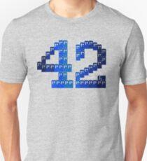 TARDIS in 42 Unisex T-Shirt