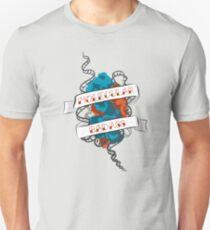 Molecular Badass Tattoo Unisex T-Shirt