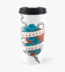 Molecular Badass Tattoo Travel Mug