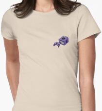 GameCube.exe Women's Fitted T-Shirt