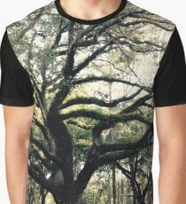 Graceful Oak Graphic T-Shirt
