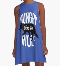 Hungry Like The Wolf A-Line Dress