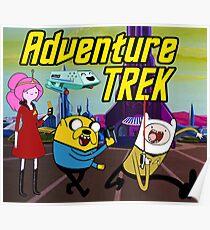 Adventure Trek! Poster