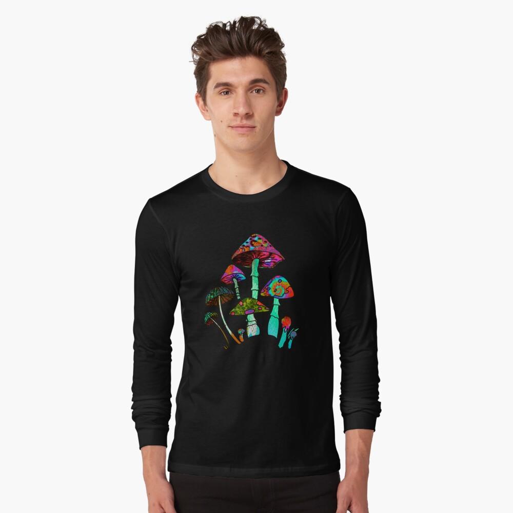 "Garden of Shroomz | ""Field Trip"" Edition Long Sleeve T-Shirt"