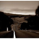 Kings HWY - Bungendore by Rinaldo Di Battista