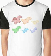 Dinosaurs- Carnivores Graphic T-Shirt