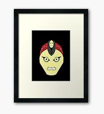 King Crimson Framed Print