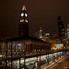 King Street Station by Honario