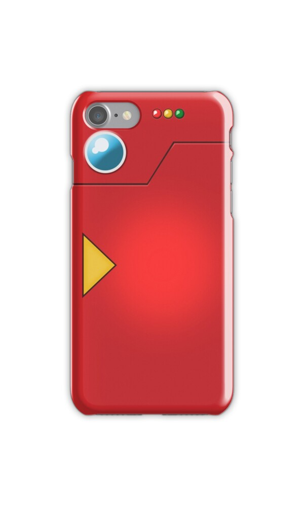 pokemon red for iphone quot go pokedex phone quot iphone cases amp skins by 15876
