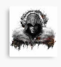 assassins creed. Ezio Auditore Canvas Print