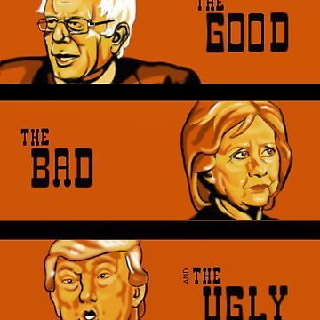 The Good, The Bad, and The Ugly of 2016 by Liam-Wilson