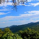 Scenic South American Mountain View by InvictusPhotog
