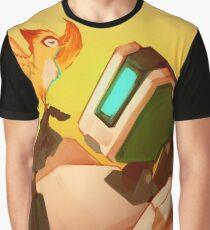 Bastion & Ganymede Graphic T-Shirt