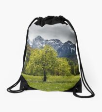 Farmland Drawstring Bag